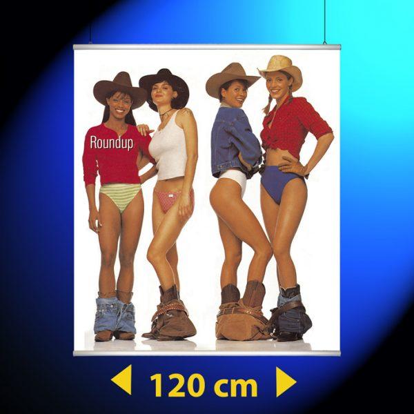 Kakémonos en 120 cm