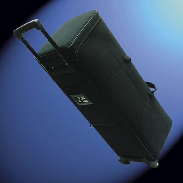 valise à roulettes du velco popup