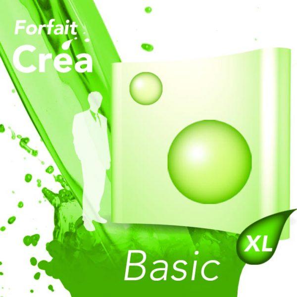 Forfait Création Basic XL de graphic-international.fr